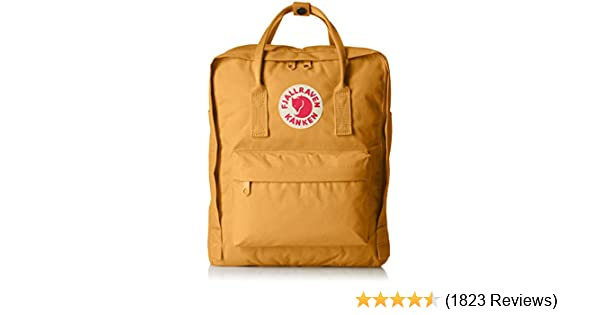Amazon.com  Fjallraven - Kanken Classic Backpack for Everyday 29a92376d02c7