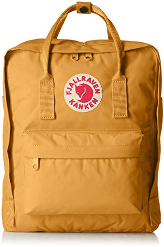 Fjällräven Kånken Backpack, Unisex Adult, Unisex-Adult, 23510, Brown (Acorn), one Size from Fjallraven