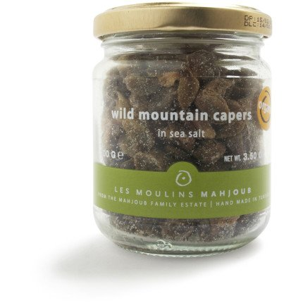Les Moulins Mahjoub Wild Mountain Capers In Sea Salt