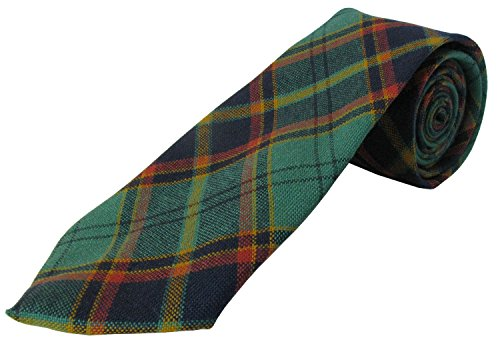 Ties Pure Wool Tartan County Irish 8xZHOw