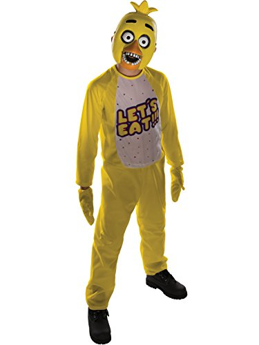 Rubie's Costume Five Nights at Freddy's Tween Chica Costume Set -