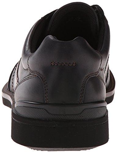ECCO FENN - Zapatillas Hombre Negro (BLACK/BLACK/COFFEE57709)