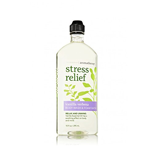 Verbena Aromatherapy - Bath & Body Works Aromatherapy Body Wash & Foam Bath Vanilla Verbena