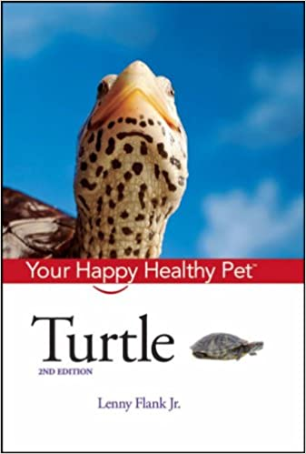 Your Happy Healthy Pet Turtle