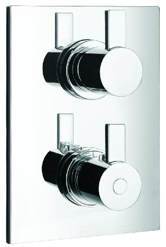 Artos F704-3CH Otella Thermostat With Three Way Diverter, Chrome by Artos (Image #2)