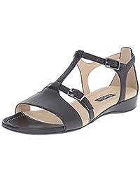 ECCO Shoes Women's Bouillon T-Strap Sandal Dress Sandal