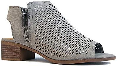 J. Adams Comfortable Perforated Flat