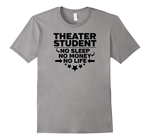 Theater Major Actors College Student T-shirt