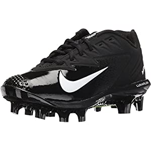 Nike Kids Vapor Ultrafly Pro MCS BG Baseball (Big Kid) Kids Shoes Cleats (5.5 Big Kid M, Black/Anthracite/White)
