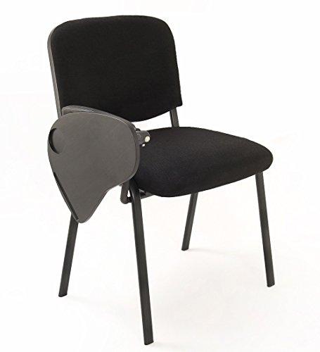 Notek Srl 6 sedie Impilabili in Tessuto con Ribaltina ...