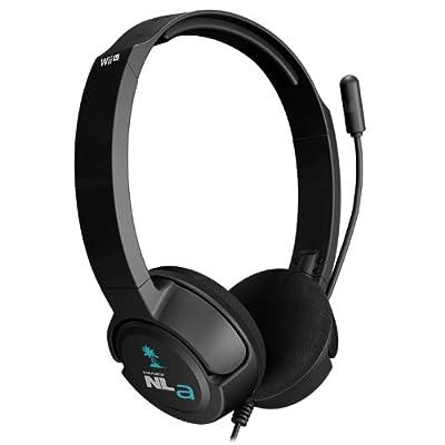 Turtle Beach Ear Force Nla Gaming Headset - Black from Turtle Beach