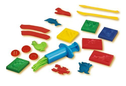 Simba Art and and and Fun 106324429 Clay Moulding Set with Accessories 16 Pieces by Simba Dickie Group cffe01