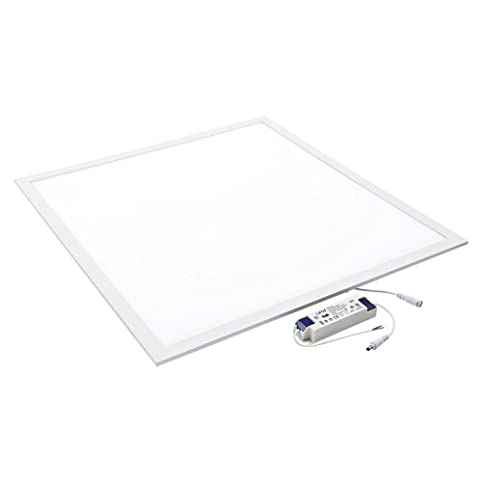biard 40w led panel light 600 x 600mm natural white 5 years warranty white