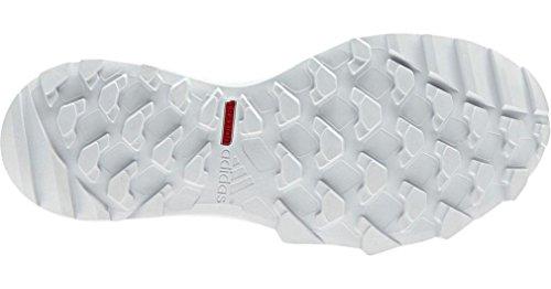 gris Noir Kanadia De Gris Running Chaussures Essentiel Tr 7 Femme Impact Entrainement W Fonc Rouge Adidas Cv1q71
