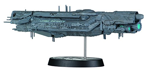 Halo Unsc Infinity 9 Inch Replica for sale  Delivered anywhere in USA