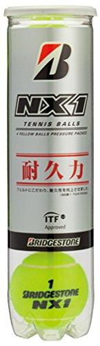 브리지스톤 테니스 볼 NX1 (1 관4공입)