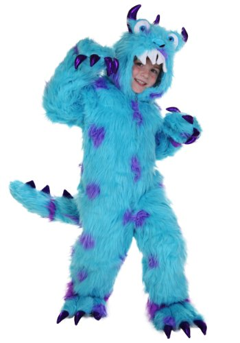 Baby Boys' Sullivan The Monster Costume - 18/2T