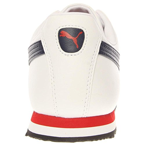 Puma - Zapatillas para hombre - White/Peacoat/High Risk