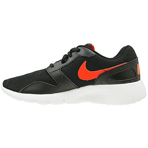 Nike Black / Total Crimson-White, Zapatillas de Deporte Niños Blanco-Negro