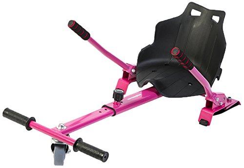 Hovergliss hg-k3 hoverkart Unisex, rosa HOVE8|#Hovergliss HG-K3-PINK