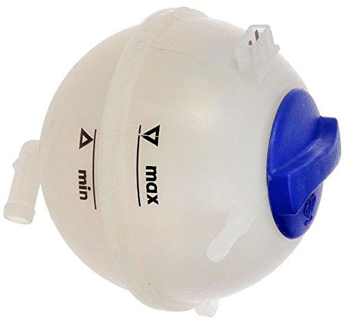 APDTY 116232 Coolant Overflow Fluid Reservoir Bottle Includes New Pressure Cap & Integrated Low Coolant Level Sensor Fits 4CYL Engines 89-98 Golf 90-92 Corrado 90-97 Jetta 90-98 Passat 95-02 Cabrio