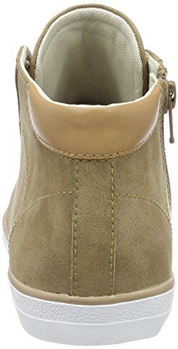 Esprit Miana Bootie, Zapatillas Altas para Mujer Marrón (taupe 241)