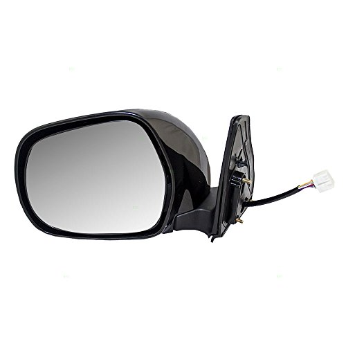 Drivers Power Side View Mirror Heated and Memory Replacement for Lexus SUV 87940-6A301-C0 AutoAndArt