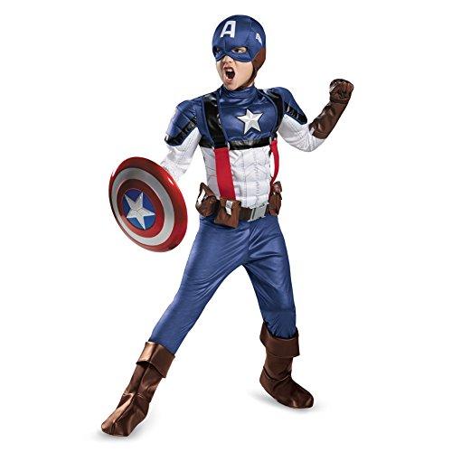 Disguise Captain America Soldier Prestige