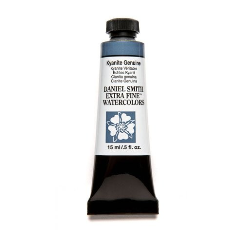 DANIEL SMITH Extra Fine Watercolor 15ml Paint Tube, Kyanite Genuine