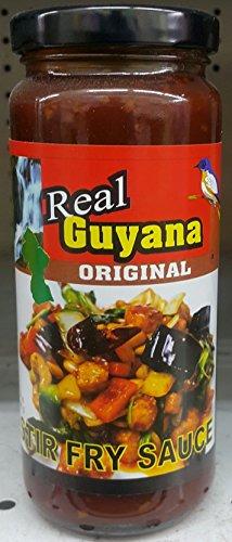 Fried Rice Stir Fry - Real Guyana Stir Fry Sauce