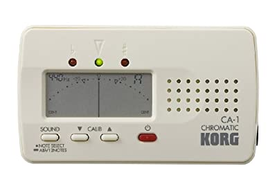 Korg CA1 Chromatic Guitar and Bass Tuner by KORG7