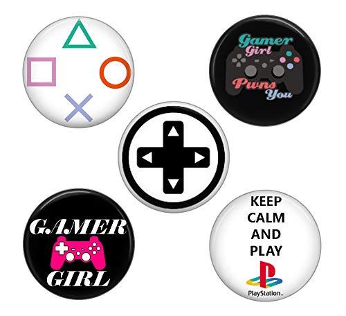 Video Game Gamer Magnets: Cute Locker Magnets for