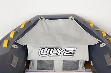 ULYZ Bolsa de Proa embarcaciones neumáticas (Gris, 75 cm): Amazon.es: Deportes y aire libre