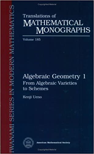 Algebraic Geometry 1: From Algebraic Varieties to Schemes