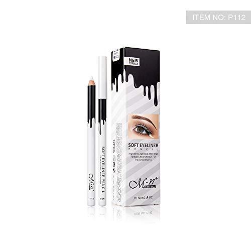 Ktyssp Semi Permanent Waterproof Eyebrow Pen Angled Felt Tip Brow Pencil