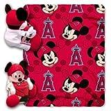 Los Angeles Angels Of Anaheim Disney Hugger Blanket