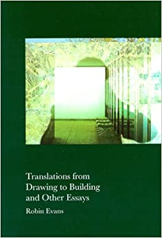building drawing essay from other translation Translations from drawing to building and other  to design in his essay 'a way  for the benefits of analysing architecture through drawing: .