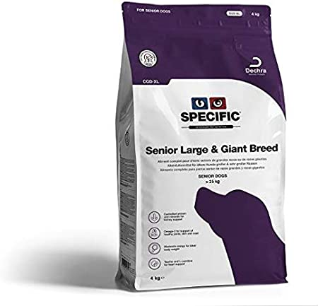 Specific Canine Senior Cgd-XL Large Giant 12Kg 12000 g