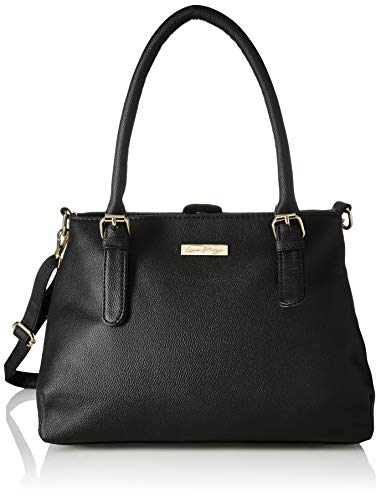 - Lica Pezo Women Handbag (Black)