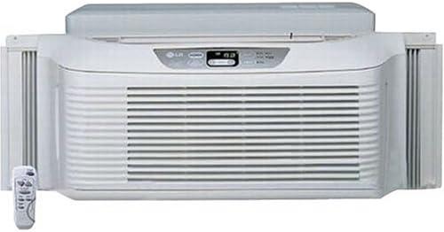 Amazon Com Lg Lucky Goldstar Bp6000er 6 000 Btu Low Profile Window Room Air Conditioner Kitchen Dining