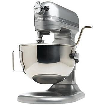 Amazon Com Kitchenaid Rkv25goxmc Professional 5 Quart