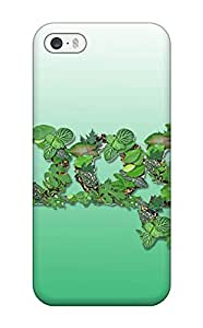 Fashionable Style Skin Case For Ipod Touch 5 Cover Google Logo
