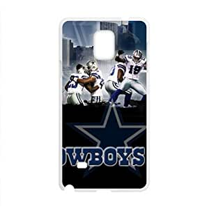 Dallas Cowboys Fahionable And Popular Back Case Cover For Samsung Galaxy Note4
