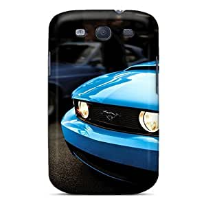 SbKlhtI6499wWjsS Tpu Phone Case With Fashionable Look For Galaxy S3 - Ford Mustang Gt