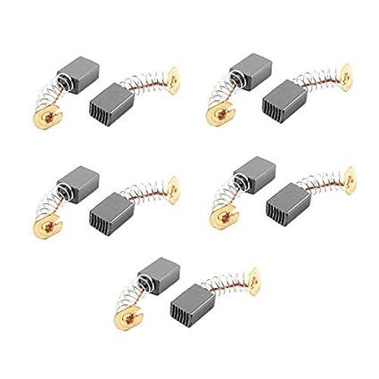Amazon.com: eDealMax 10 piezas de Motor de carbono eléctrico ...