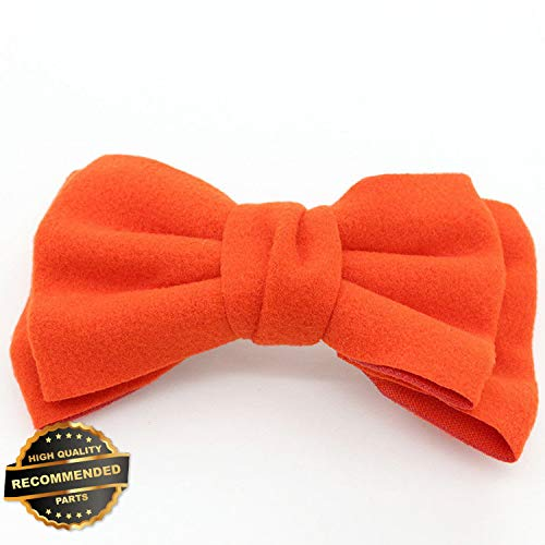 Gatton Premium New Women Girls Large Big Satin Hair Band Hair Clip Boutique Ribbon Bow Accessories   Style HRCL-M182012061