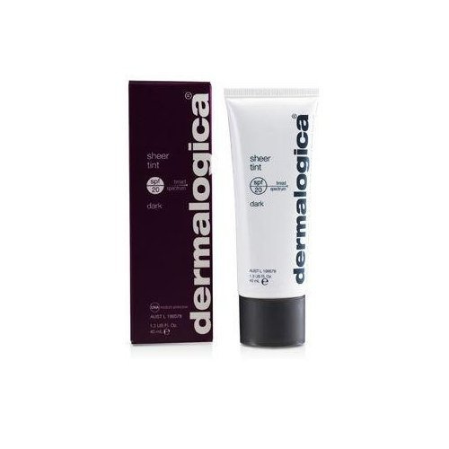 Dermalogica Sheer Tint Moisture SPF20 (Dark) 40ml/1.3oz (Dermalogica Sheer)