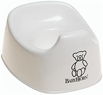 a2e5f5f39db Amazon.com   BABYBJORN Little Potty - White (Discontinued by Manufacturer)    Toilet Training Potties   Baby