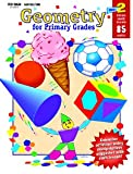 Geometry for Primary Grade 2, Steck-Vaughn Staff, 081725806X