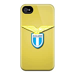AlissaDubois Iphone 6 Protective Hard Phone Cases Allow Personal Design HD Ss Lazio Skin [iRp13583nkqk]